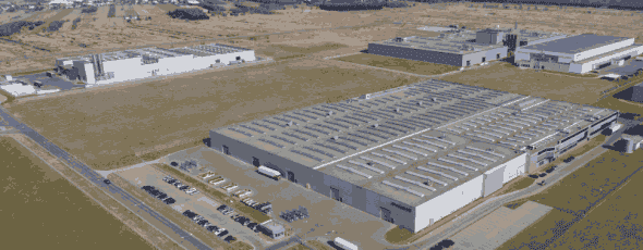 PRESS GLASS is going to develop its plant in Radomsko