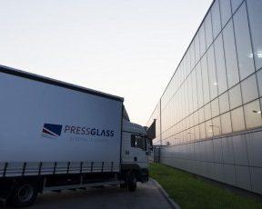 CAB: PRESS GLASS's quick deliveries appreciated