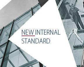 New internal standard