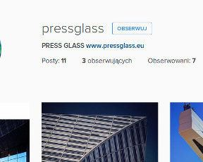 We are also on Instagram