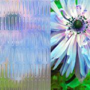 Glazed units with ornamental glass