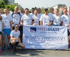 Run and support - this year's run in Radomsko is behind us